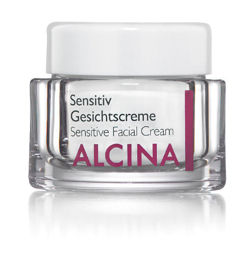 Krem do twarzy Sensitiv ALCINA 50 ml.